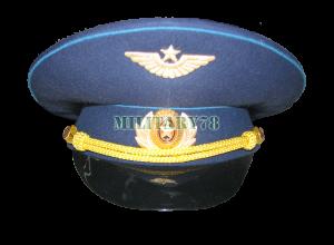 ФУРАЖКА ОФИЦЕРСКАЯ ВВС